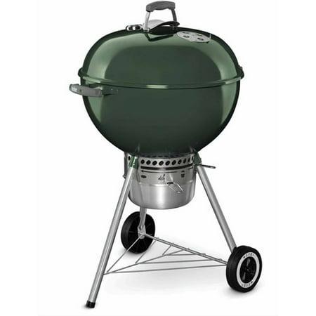 Weber Original Kettle Premium 22u0022 Charcoal Grill