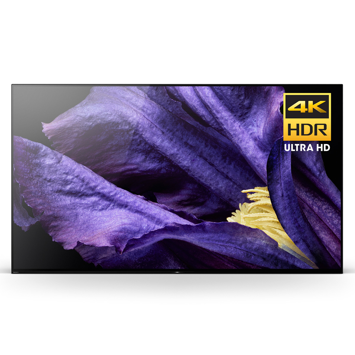 """Sony 65"""" Class OLED BRAVIA A9F Series 4K (2160P) Ultra HD HDR Dolby Vision Android LED TV (XBR65A9F)"""