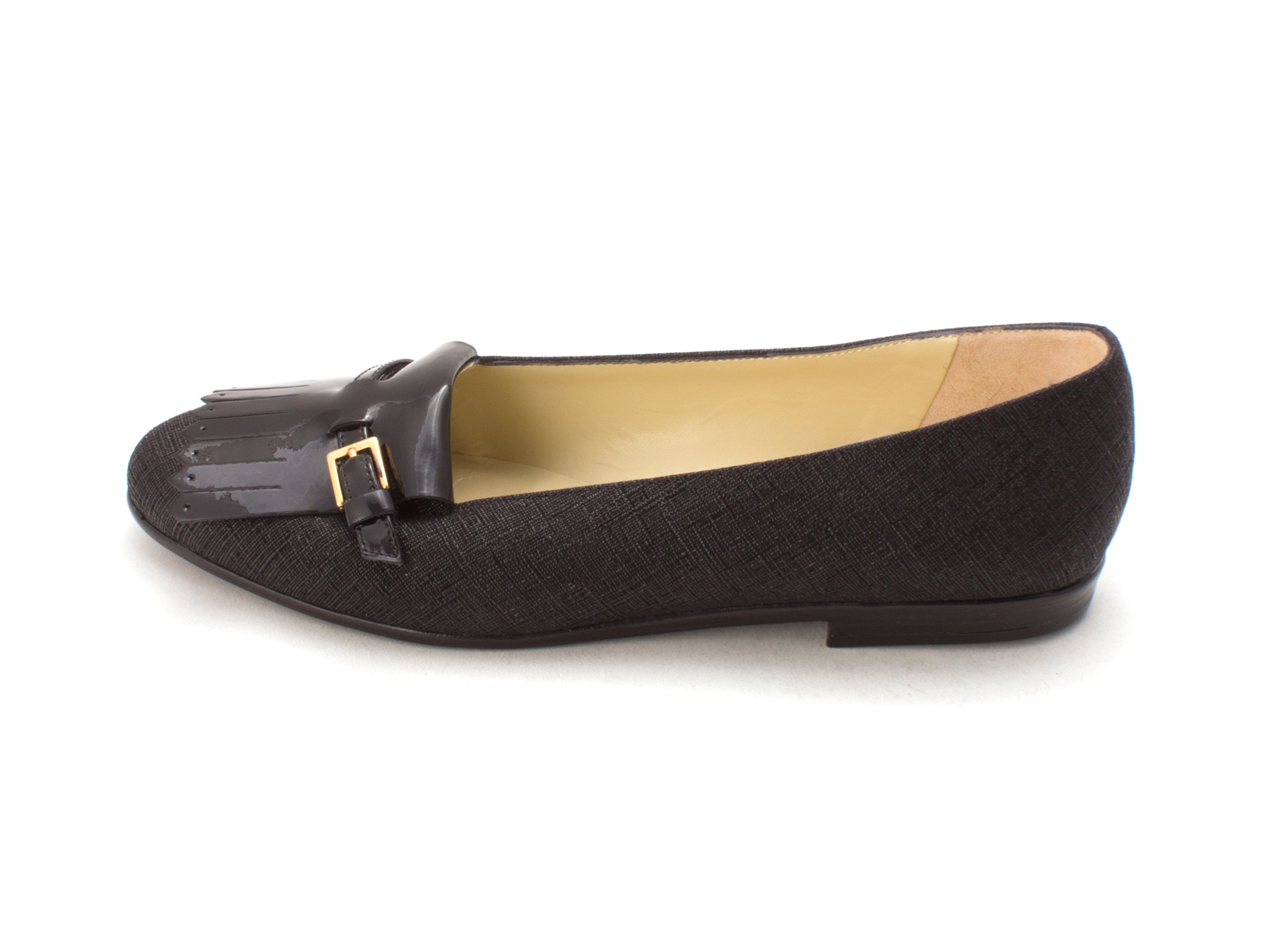 Amalfi by Rangoni Womens Olmar Closed Toe Loafers, Black, Size 9.0 by Amalfi by Rangoni