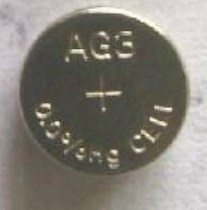 AG3 / LR41 Alkaline Button Watch Battery 1.5V - 10 Pack - FREE SHIPPING