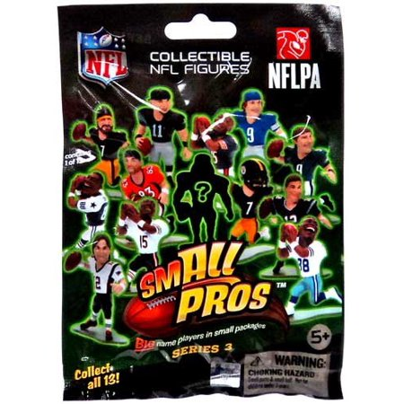 - Mcf-nfl Small Pro Series 3[24-pack Assortment][24 Foil Bags Per Pdq Tray] (TMP International Inc)