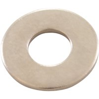 "Washer, 7/32"" id x 7/16"" od, 1/32"" Thick, SS"