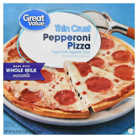 Great Value Original Pepperoni, 6 oz - Walmart.com |Great Value Pepperoni