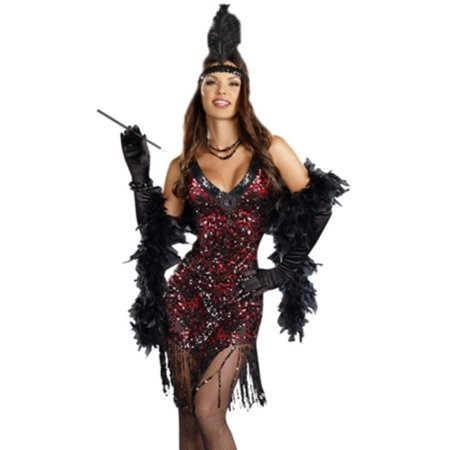 Dancer Dame Costume 8812 Dreamgirl Multi Color - Ballroom Dancer Costume