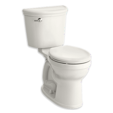 American Standard 212BA.104.020 Retrospect Champion Pro Round Front Right-Height Two-Piece 1.28 GPF Toilet with 12