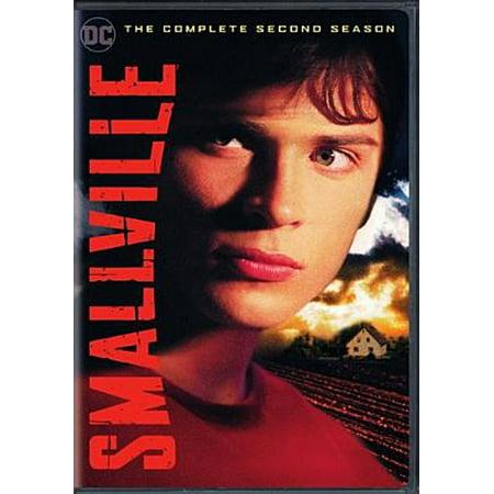 Smallville: The Complete Second Season (DVD) ()