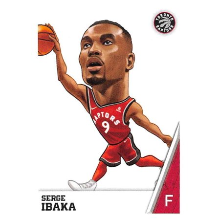 2018-19 Panini NBA Stickers #181 Serge Ibaka Toronto Raptors Basketball Sticker](Serge Ibaka Halloween)
