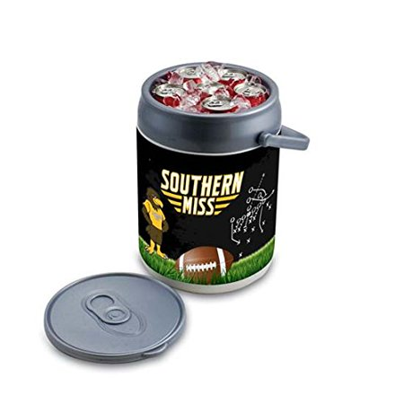 Southern Miss Golden Eagles - Can Cooler by Picnic Time (Football Design) - image 1 of 1