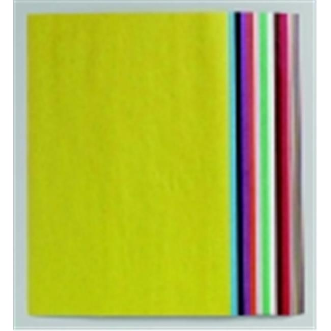 Spectra Art Kraft 9 x 12 inch Duo-Finish Double Sided Art Paper, Pack 50
