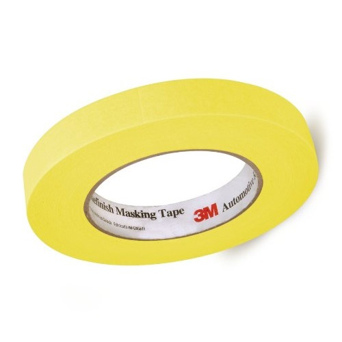 3m 06652 automotive refinish masking tape