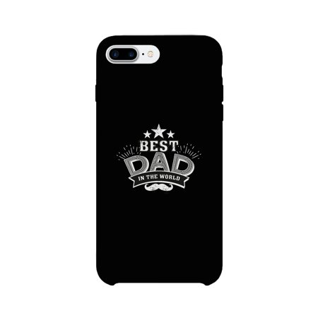 Best Dad In The World Black Phone Case (Best Phone In The World)