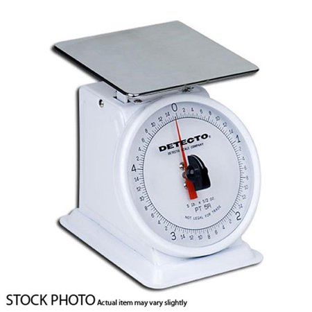 PT-5 Petite Top Loading Scale with Fixed Dial
