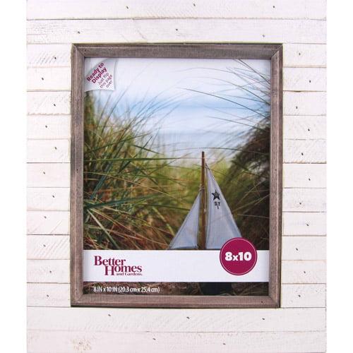 Better Homes and Gardens Oracoke 8x10 Frame, Cream