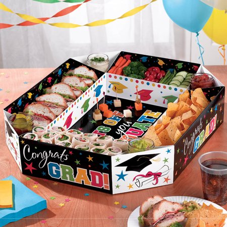 Graduation Snack Stadium Each Party Supplies