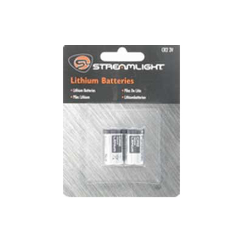Streamlight Battery, Fits TLR3, 2-Pack, Black 69223 by Streamlight