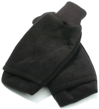 PAS Winter Pull-Up Mitts, Large by