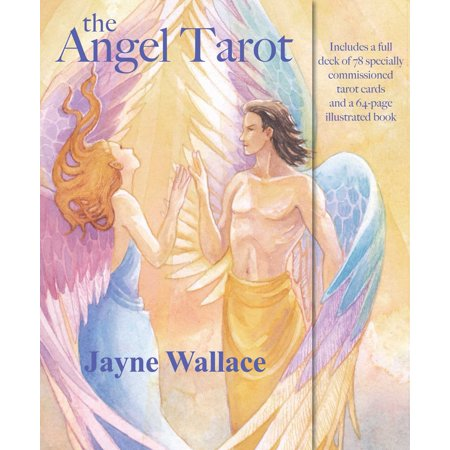 The Angel Tarot : Includes a full deck of 78 specially commissioned tarot cards and a 64-page illustrated book (Guardian Angels Tarot Cards)