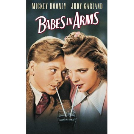 Posterazzi MOVGH3736 Babes in Arms Movie Poster - 27 x 40 in. - image 1 of 1