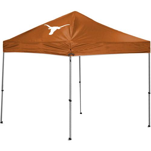 RawlingsNCAA 9' x 9' Straight Leg Canopy, Texas Longhorns