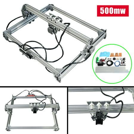 65x50CM 500mw DIY Laser Engraving Machine Marking Printer
