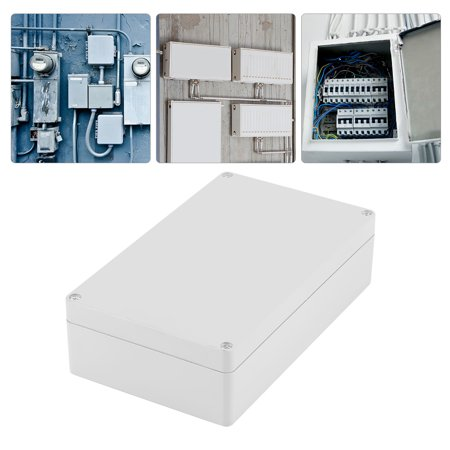 Fine Water Resistant Ip65 Abs Project Enclosure Case Wiring Junction Box Wiring Cloud Hisonuggs Outletorg