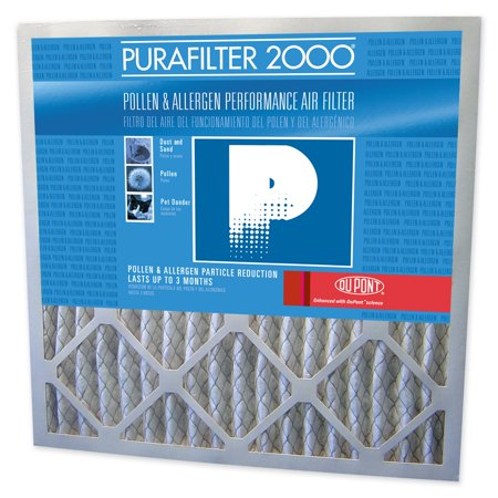 Purafilter Blue Allergen Air Filter- 4 Pack