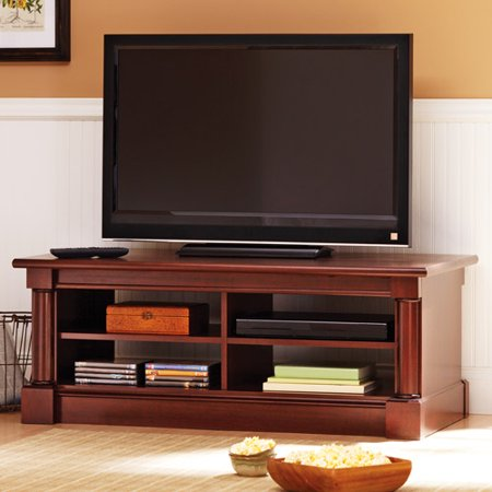 Better Homes and Gardens Ashwood Road Coffee Table, Cherry Finish -  Walmart.com - Better Homes And Gardens Ashwood Road Coffee Table, Cherry Finish