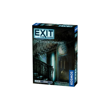 EXIT: The Sinister Mansion - Halloween Horror Mansion Game