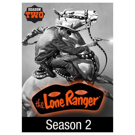 The Lone Ranger: Drink of Water (Season 2: Ep. 59) (1950) - Walmart ...