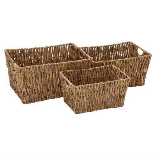 Elegant And Beautiful Style Seagrass Basket Set Of  Home Decor