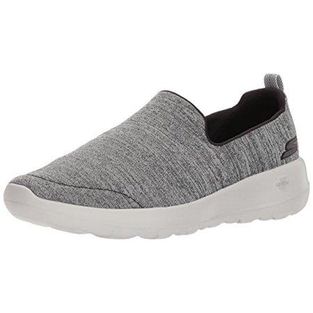 Skechers Performance Womens Go Walk Joy-15611 Sneaker Black/Gray 9 M US