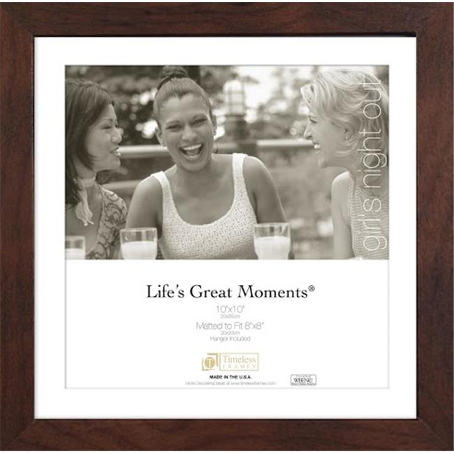 Timeless Frames 73146 Lifes Great Moments Espresso Wall Frame, 10 x ...