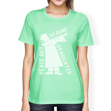 Graduated Dab Dance T-Shirt For Daughter Cute Graduation Gift Idea