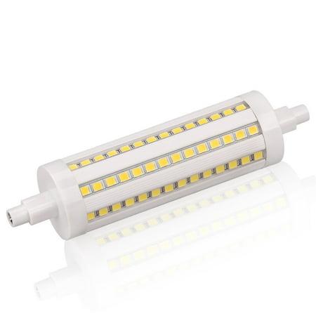10w r7s led bulb 118mm 112pcs chips 100w j type double end tungsten halogen replacement etl. Black Bedroom Furniture Sets. Home Design Ideas
