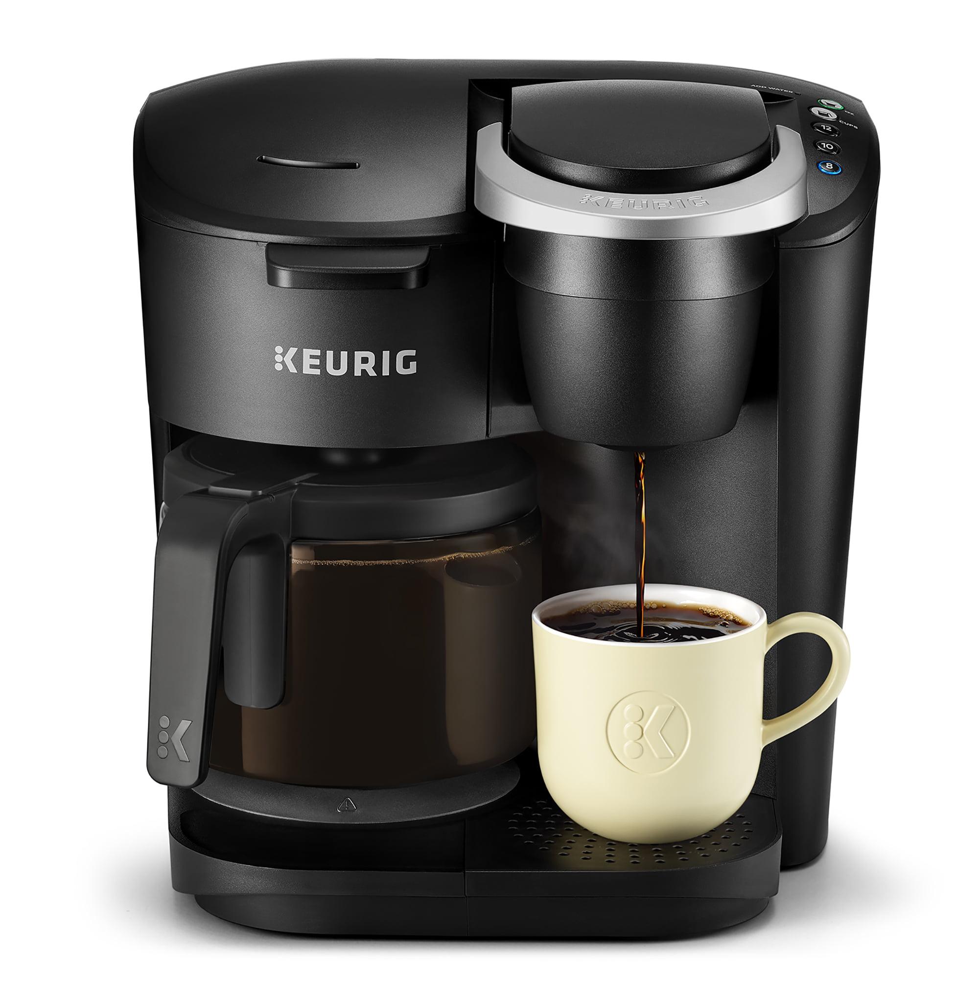 Keurig K-Duo Essentials Coffee Maker, With Single Serve K