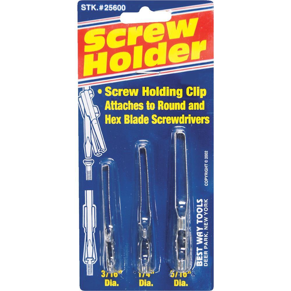 Best Way Tools Screw Holder 25600