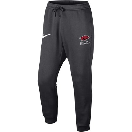 Arkansas Razorbacks Nike Club Fleece Joggers - Anthracite