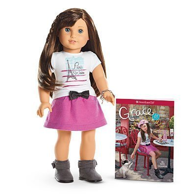 American Girl Grace Grace Doll and Paperback Book American Girl of 2015 by Mattel