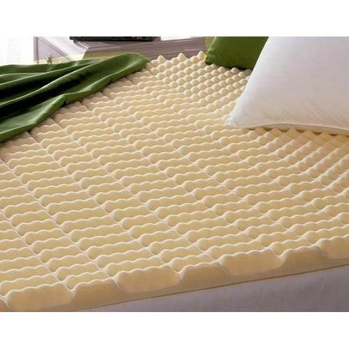 Simmons Beautyrest Beautyrest Cut-zoned Convoluted Polyurethane Foam Mattress Topper by Overstock
