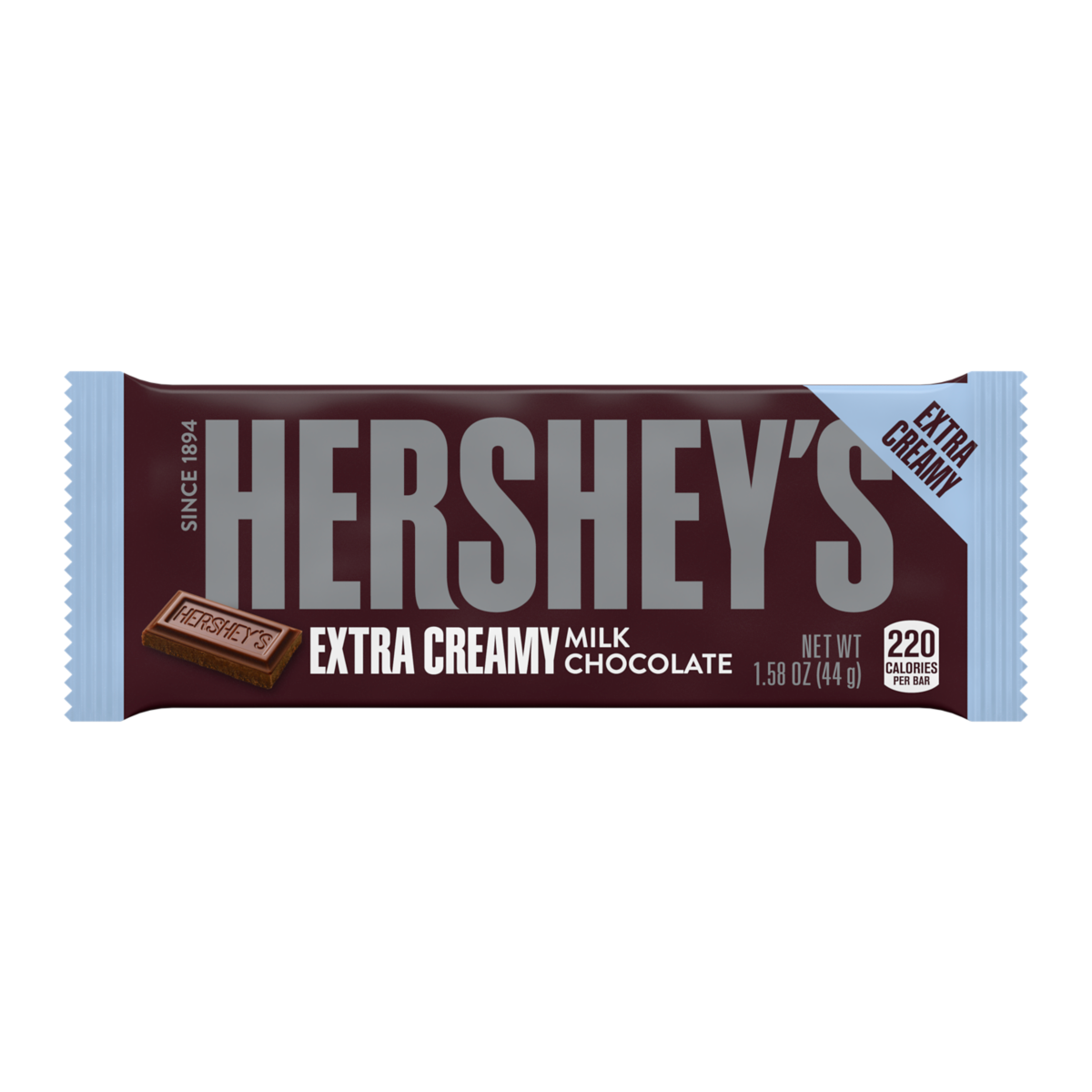 Hershey Extra Creamy Mc