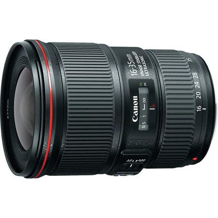 Canon Ef 16 35Mm F 4L Is Usm Zoom Lens