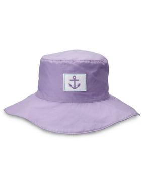 Pavilion-12-24 Month Purple Boat Baby Girl Hat