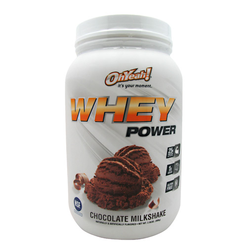 Iss - Oh Yeah Whey Power Choc 2 lb