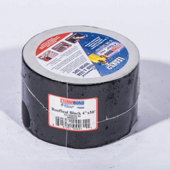 "4"" BLACK Eternabond Roof Leak Repair Tape Patch Seal"