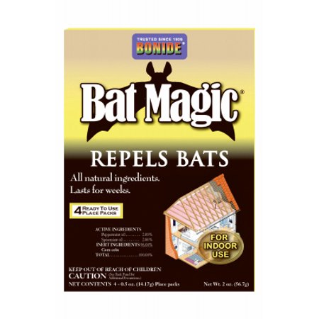 Bat Magic - Bonide Bat Magic Animal Repellent