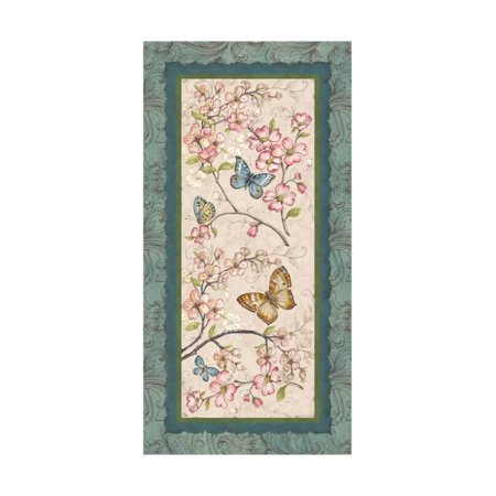 Le Jardin Butterfly Panel I Print Wall Art By Kate McRostie](Le Jardin Halloween)
