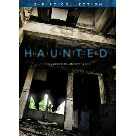 Haunted History (DVD) - History Channel Haunted History Halloween Dvd