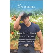 Hearts of Oklahoma, 2: Ready to Trust (Paperback)