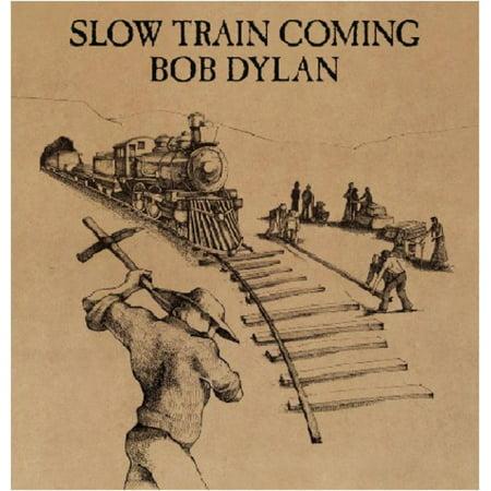 Slow Train Coming (Halloween's Coming Lyrics)