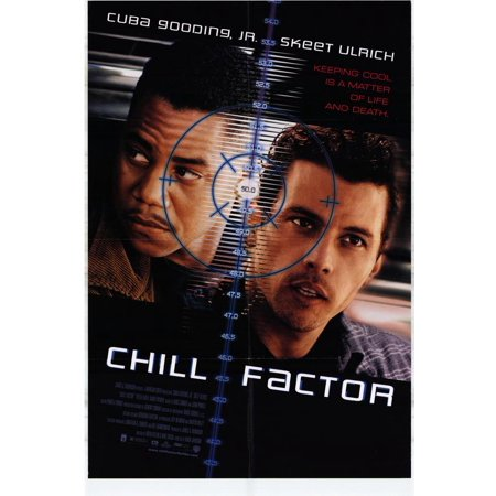 Chill Factor - movie POSTER (Style A) (11